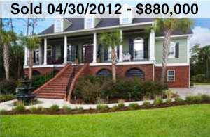 2012/04/30 Brickyard - SOLD
