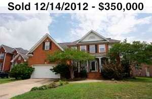 2012/12/14 Brickyard - SOLD