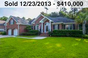 2013/12/23 Brickyard - SOLD