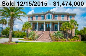 2015/12/15 Brickyard - SOLD