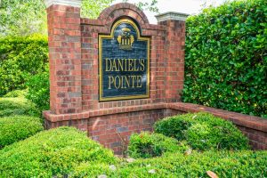 Daniel's Pointe neighborhood homes for sale in Brickyard, Mount Pleasant. Brickyard Plantation in Mount Pleasant, South Carolina