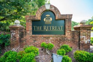 The Retreat neighborhood homes for sale in Brickyard, Mount Pleasant. Brickyard Plantation in Mount Pleasant, South Carolina
