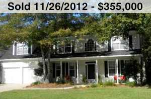2012/11/26 Brickyard - SOLD