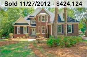2012/11/27 Brickyard - SOLD