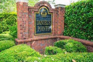 Daniel's Pointe neighborhood homes for sale in Brickyard, Mount Pleasant. Brickyard Plantation in Mount Pleasant, South Carolina