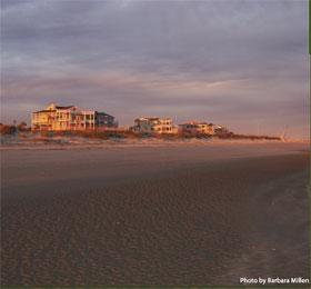 beach photo take at Isle of Palms, South Carolina