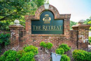 The Retreat neighborhood homes for sale in Brickyard, Mount Pleasant. Brickyard Plantation in Mount Pleasant, South Carolina